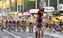 Sanchez Takes Tour de France Stage Seven