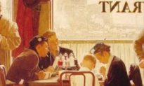 Norman Rockwell: Accentuating the Positive