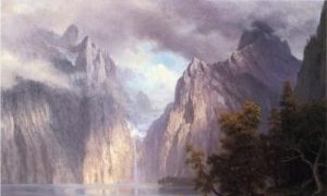 Painting America's Love for the Wilderness