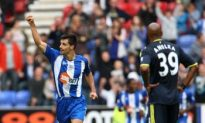Wigan Stops Chelsea's Record Winning Streak