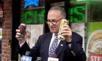 Alcoholic Energy Drinks Promotes Underage Drinking, Schumer Says