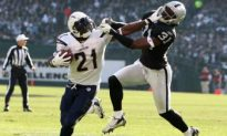 Unfinished Business for San Diego Chargers