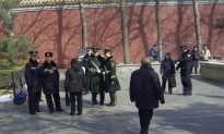 Security Tightened for Parliament Sessions in Beijing
