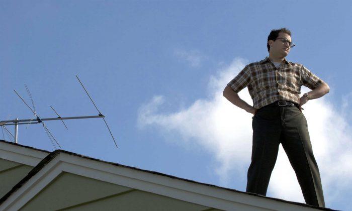 Unknown actor Michael Stuhlbarg gives a brilliantly deadpan performance in �¢ï¿½ï¿½A Serious Man�¢ï¿½ï¿½ (Universal)