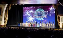 Perfect Blue Skies and a Warm Audience Greet Shen Yun in Belgium