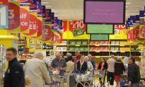 UK Consumers Tighten Their Belts