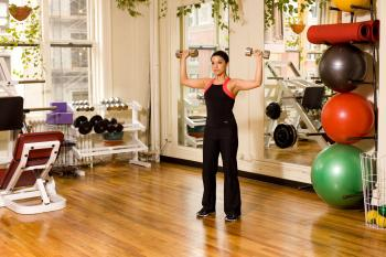 Move of the Week: Shoulder Press