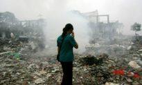 Earthquake Hits Sichuan, 25 Dead