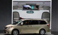 Toyota Recalls 94,000 Minivans