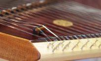 Master Luthier of Hammer Dulcimers