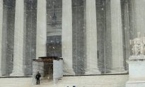 Snowsquester: Federal offices close as city prepares for snowstorm