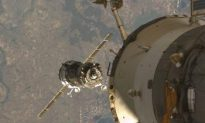 Space Station Streams Live Video to Earth