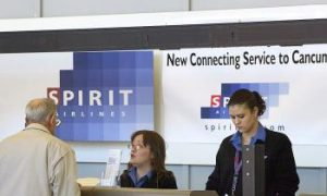Spirit Air to Charge for Carry-On