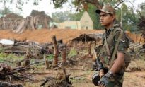 Last Tamil Tiger Stronghold Taken by Sri Lanka Army