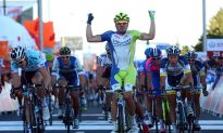 Viviani Wins Tour of Beijing Stage One