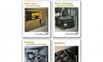 New Stamps Honour Canadian Inventors