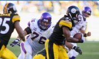 Steelers Defense Hands Minnesota Its First 'L'