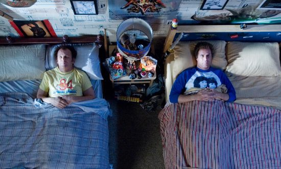 Movie Review: Step Brothers