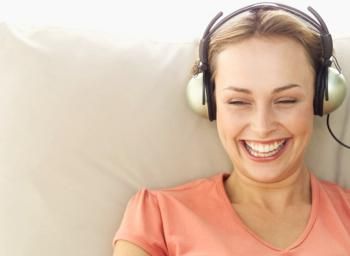 Being in a good mood can enhance one's creative thinking ability, a recent study found. (Photos.com)
