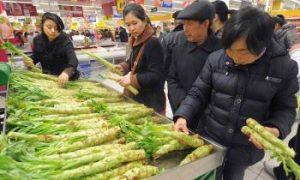 China's CPI Increases as Food Prices Soar