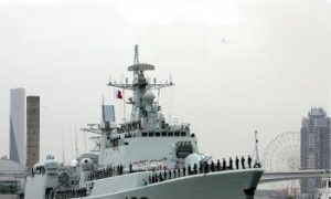 China's Navy Widening Its Reach