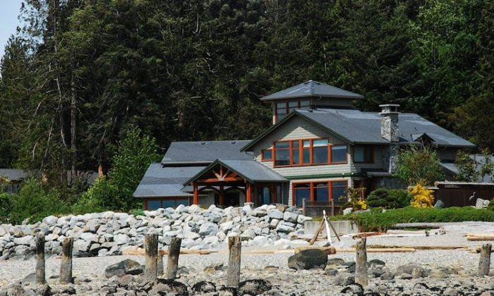 If you are not craving for anywhere luxurious and far, a comfortable weekend at a bed and breakfast might be the perfect option for you. (Helena Zhu/The Epoch Times)