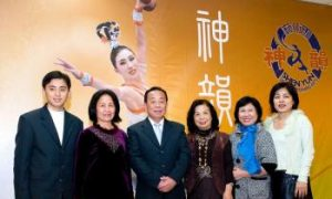 International Trading Co. President: 'A representation of Oriental culture'