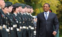 Tanzanian President Makes State Visit