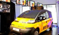 Taxi of Tomorrow Finalist Unveils New Cab Design