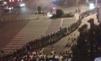 Xiamen Taxi Drivers Hold Massive Strike