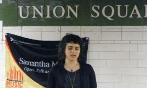 This Is New York - Samantha Margulies: Subway performer And College Student