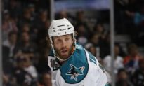 Sharks Take a Bite Out of Bruins