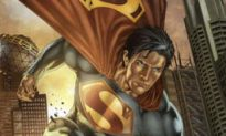 Superman Makeover Featured in New 'Earth One' Graphic Novel