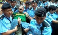 Tiananmen Massacre Memorial Blocked In Hong Kong