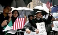 Hundreds Rally Against 'Radicalization' Hearings in New York