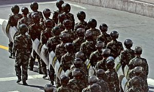 70,000 Chinese Soldiers Deployed to Tibet