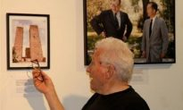 Renowned Photographer Holds Twin Towers Photo Exhibit