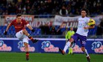 Totti Leads Spectacular Roma Over Fiorentina