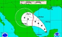 Tropical Storm Alex Growing In Strength