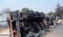 Congo Oil Tanker Explosion Kills 200
