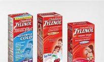 Children's Motrin, Zyrtec, Benadryl & Tylenol Recall 2010 (Update)
