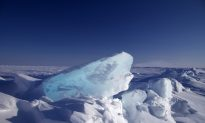 Wind Causes Freshwater Dome in Arctic Ocean
