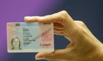 Controversial UK ID Cards Claim First Arrest