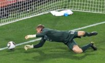 Robert Green's Blunder Gifts USA Draw With England at World Cup