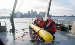 Canadian Expedition Seeks to Solve Arctic Mystery