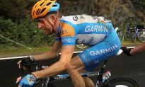 Vande Velde Withdraws From Tour de France—Garmin Decimated by Stage Two Crashes