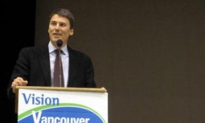 Vancouver Mayor's First 100 Days 'Busy'