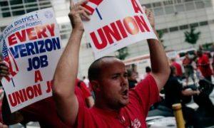 Verizon Union Postpones Strike