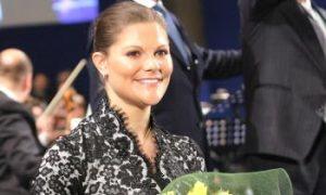 Swedish Crown Princess Victoria Engaged Today