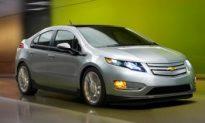 Chevy Volt: Emissions-free 40 Mile Range Starting at $41,000